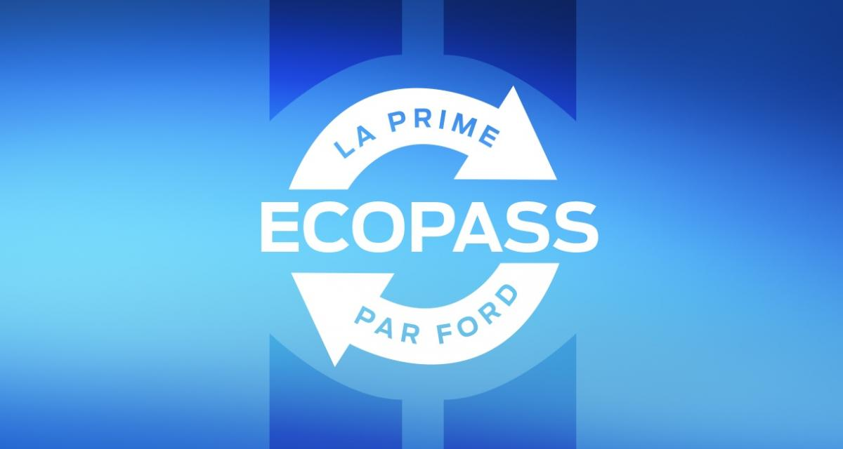 Ecopass : Ford double la prime à la conversion
