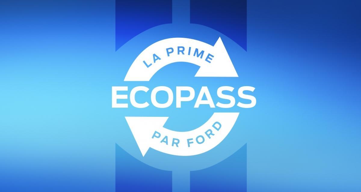 Ecopass: Ford double la prime à la conversion