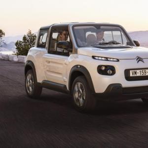Citroën E-Méhari restylée : nouvel intérieur et hard-top au menu
