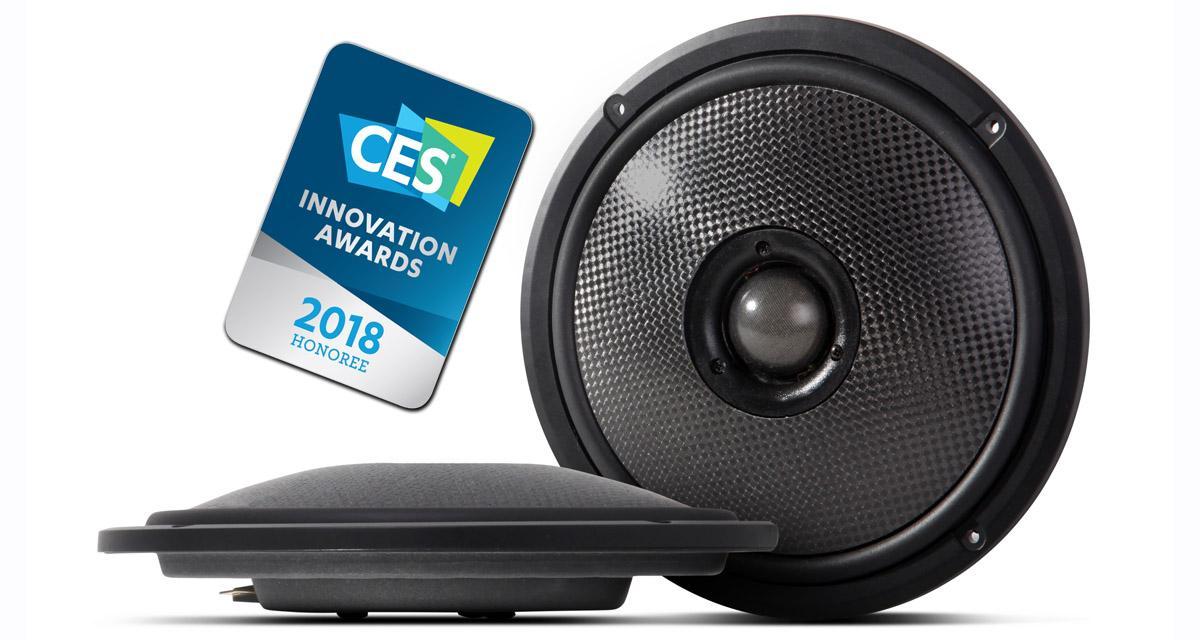 Morel remporte un Innovation Awards pour son kit nouveau kit 2 voies slim