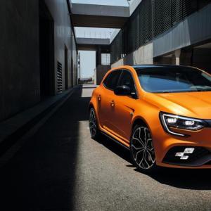 Une facture un peu salée pour la nouvelle Renault Mégane RS