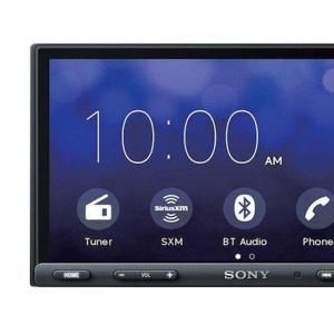 Au CES 2018, Sony présente un nouvel autoradio CarPlay et Android Auto