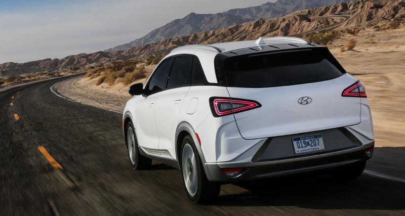 CES 2018 : Hyundai dévoile le NEXO, son futur VUS à l'hydrogène