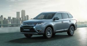 Le Mitsubishi Outlander PHEV part en tournée dans toute la France