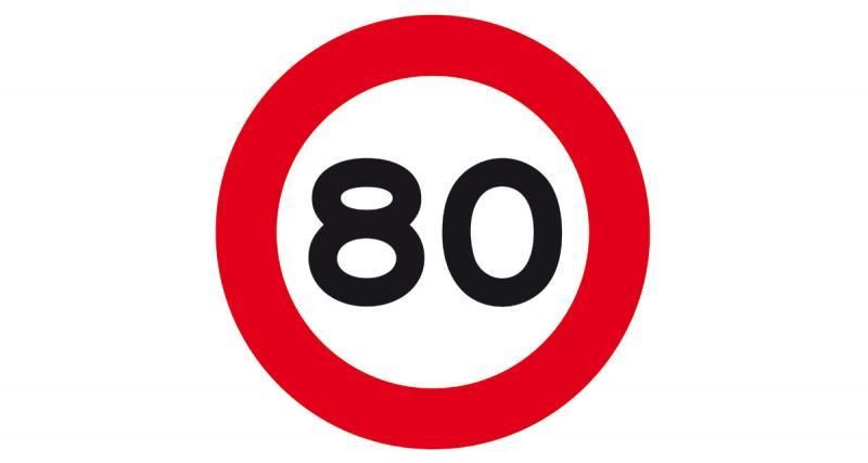 Limitations à 80 km/h : quelques ''surprises'' pour faire passer la pilule