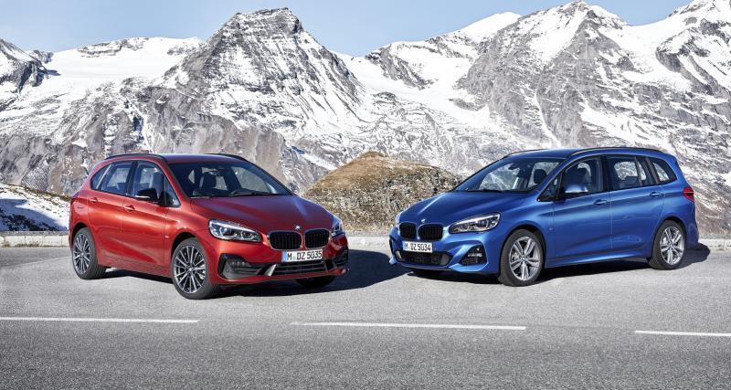 Une boîte double-embrayage pour les BMW Série 2 Active Tourer et Gran Tourer