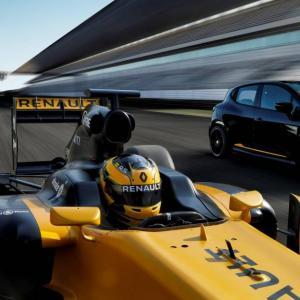 Renault Clio R.S.18 : avec un petit peu de F1 dedans
