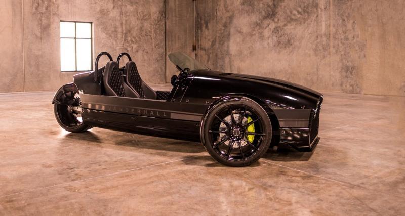 Vanderhall Edison² : le trois-roues électrique abordable