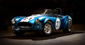 Les Shelby Cobra 289 et Daytona reviennent temporairement en production