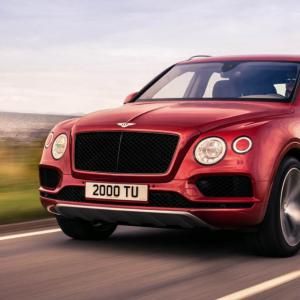 Bentley Bentayga : maintenant avec le V8 biturbo de la Porsche Panamera