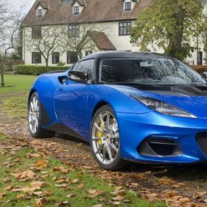 Lotus Evora GT410 Sport : radicale mais pas extrême