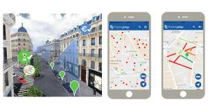 ParkingMap: des caméras pour détecter les places disponibles