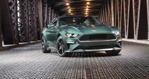 Ford ressuscite la Mustang Bullit sur la nouvelle génération