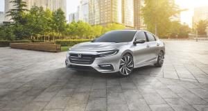 Honda Insight Prototype : l'anti-Prius enfin sexy ?