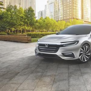 Honda Insight Prototype : l'anti-Prius enfin sexy ?