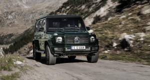Nouveau Mercedes Classe G : le même en mieux
