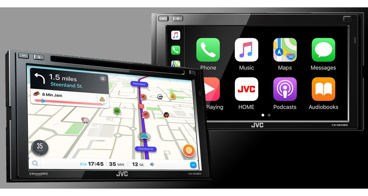 Lors du CES 2018, JVC présentait un nouveau combiné multimédia dédié aux Smartphones