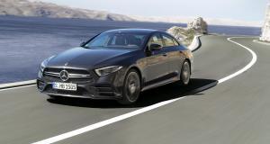 Mercedes-AMG 53 : un turbo électrique pour la CLS et la Classe E