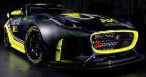 Des blessés de guerre découvrent le sport auto grâce à la Jaguar F-Type GT4