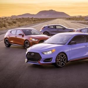 Nouveau Hyundai Veloster : l'atypique coupé prend sa revanche