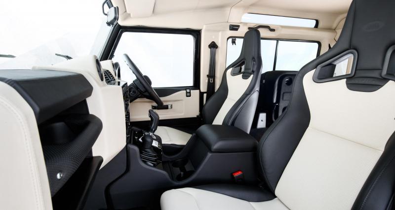 Le Land Rover Defender est (déjà) de retour !