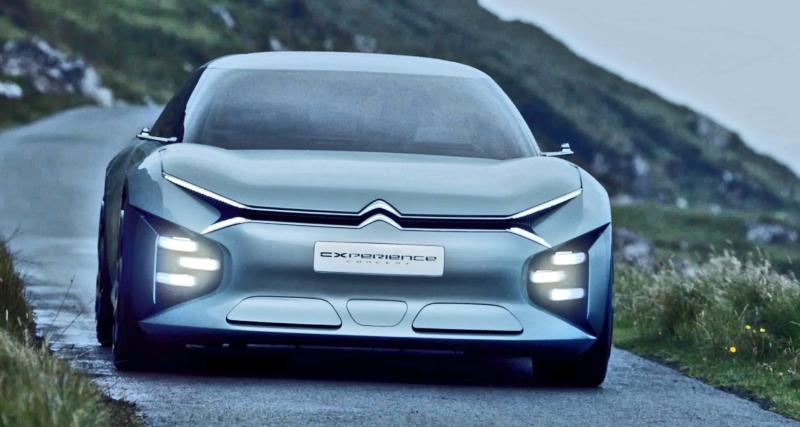 Citroën C5 : vers une remplaçante plus luxueuse