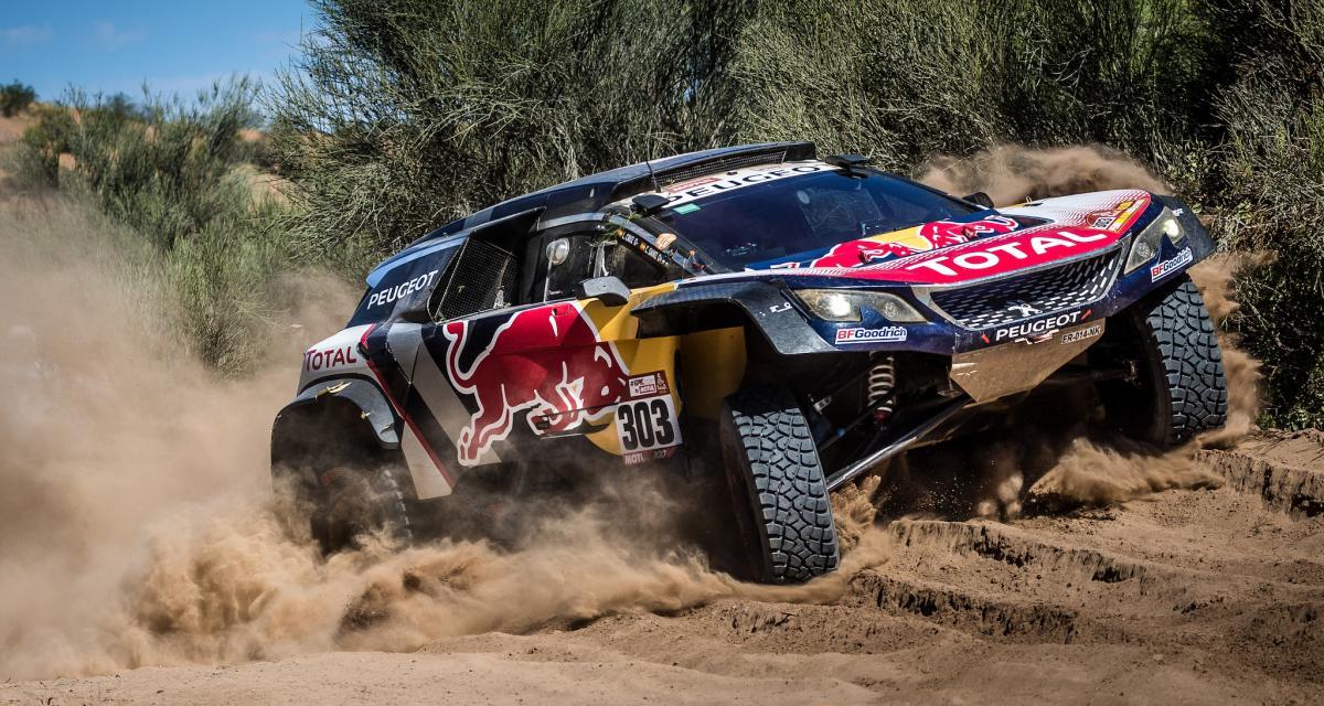 Dakar 2018 : nouvelle (et dernière) victoire de Peugeot