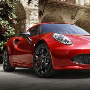 Alfa Romeo 4C Edizione Speciale : pour l'amour du carbone