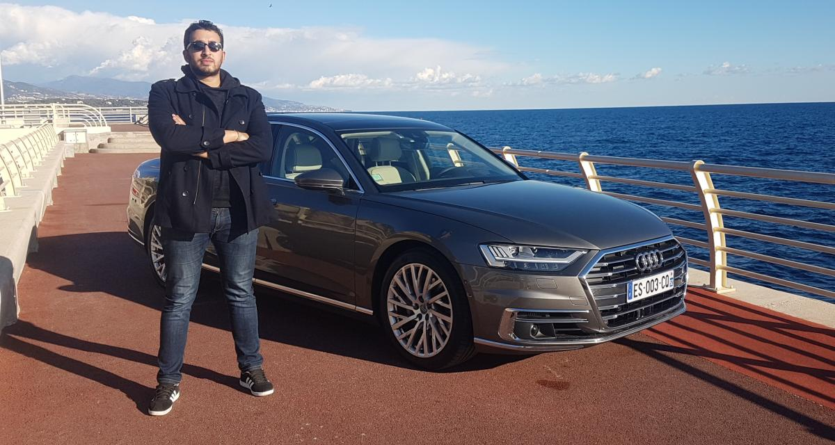 Essai Audi A8 2018 : avenir prometteur