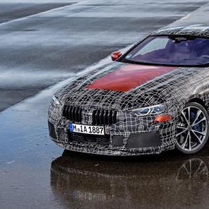 BMW Série 8 : les 5 choses à savoir