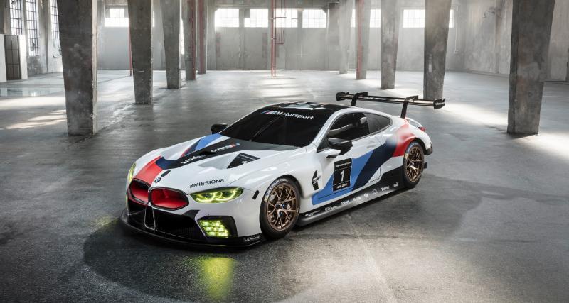 En compétition dès ce week-end, et au Mans cet été.