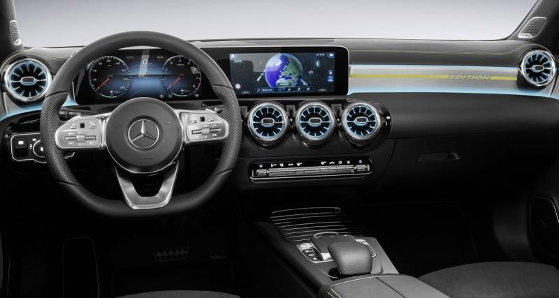 La première Mercedes à intelligence artificielle