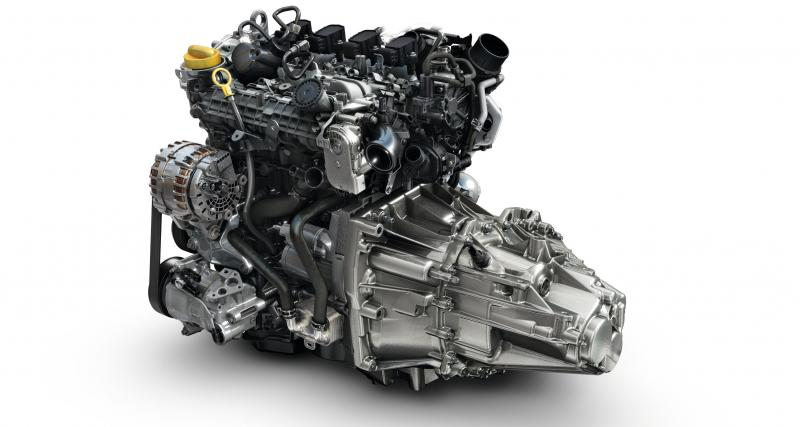 Un bloc essence 1.3 développé avec Renault