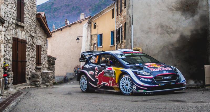 Rallye de Monte Carlo : Sébastien Ogier débute la saison sur une victoire