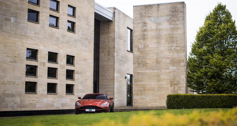 Aston Martin en Bourse: quel intérêt ?