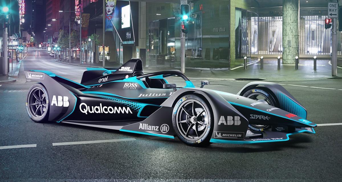 Formule E Gen2 : plus de performance pour plus de spectacle