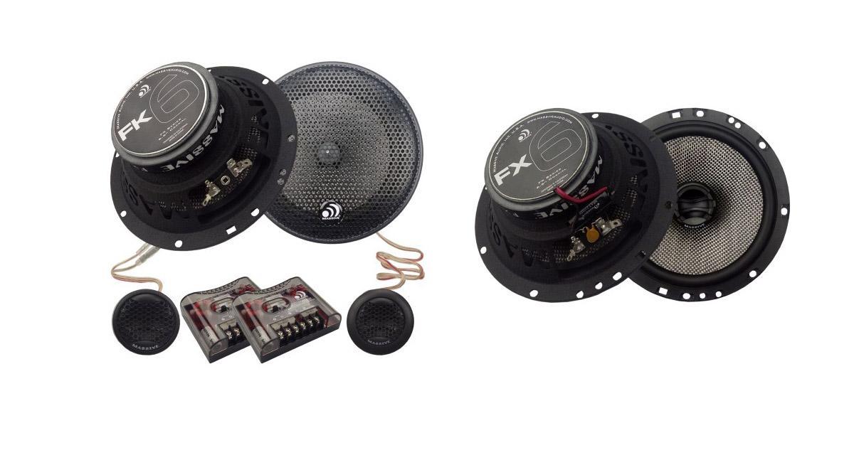 Massive Audio commercialise une nouvelle gamme de haut-parleurs