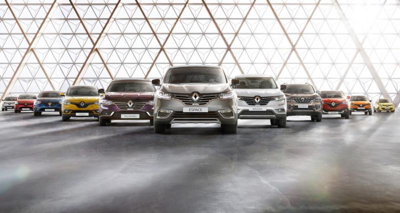 Renault-Nissan est devenu le roi des ventes en 2017