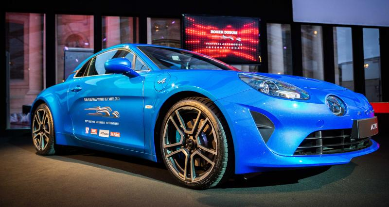 L'Alpine A110 et la Mazda Vision Coupé deviennent reines de beauté