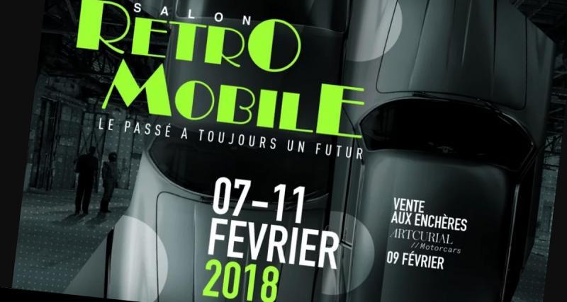Salon Rétromobile : tout savoir sur l'édition 2018