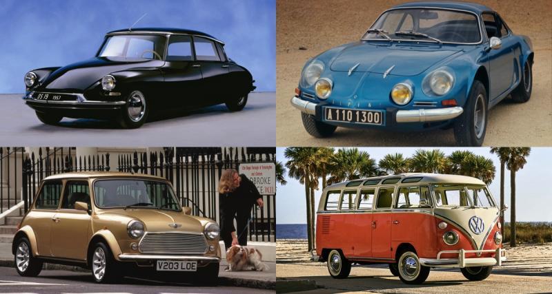 Les 10 voitures les plus convoitées par les collectionneurs