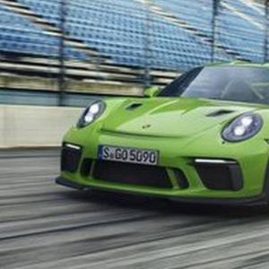 Porsche 911 GT3 RS restylée : 1ères photos avant Genève