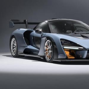 McLaren Senna : les performances enfin dévoilées