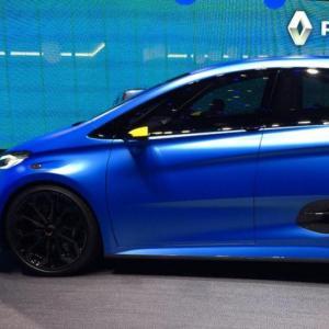 Renault ZOE :  de puissance et d'autonomie à Genève