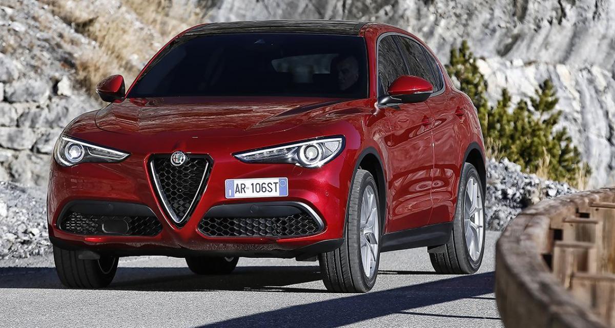 Alfa Romeo Stelvio : maintenant en offre Be-Free pour les particuliers