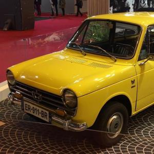 Rétromobile 2018 : Honda N360