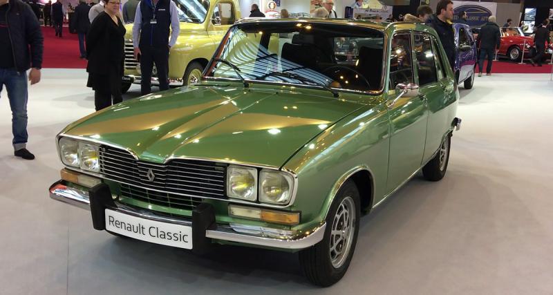 Rétromobile 2018: Renault 16 TX (1975)