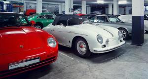 Porsche Classic se lance dans l'impression 3D pour ses pièces détachées