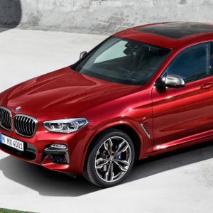 BMW X4: nouvelle copie