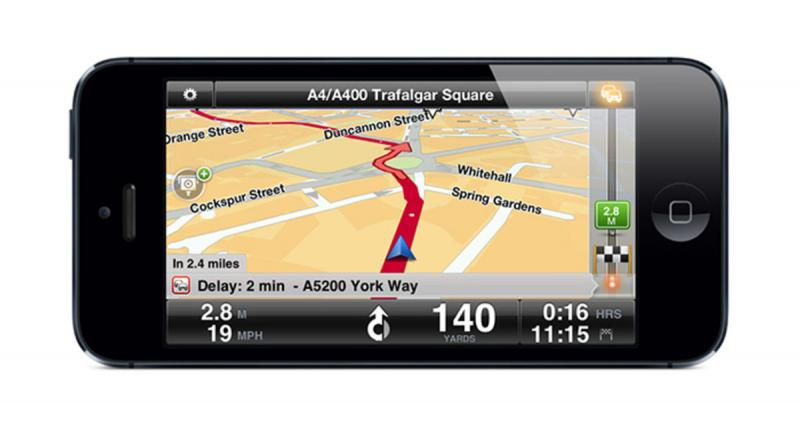 Tomtom lance un service d'informations trafic audio pour les applications mobiles